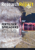 Research Report 101: Fertiliser Spreaders