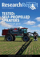 Research Report 106: Self-Propelled Sprayers