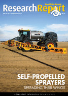 Research Report 111: Self-Propelled Sprayers