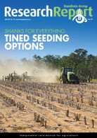 Research Report 113: Tined Seeding Options
