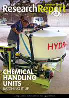 Research Report 114: Chemical Handling Units
