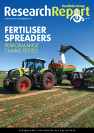 Research Report 117: Fertiliser Spreaders