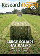 Research Report 118: Large Square Balers
