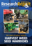 Research Report 121: Harvest Weed Seed Control