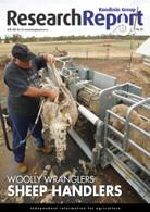 Research Report 123: Sheep Handlers