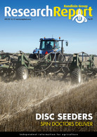 Research Report 135: Disc Seeders
