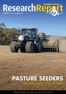 Research Report 140: Pasture Seeders