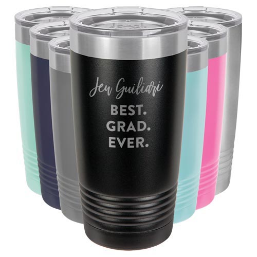Best Grad Ever Personalized Graduation Gift Mug
