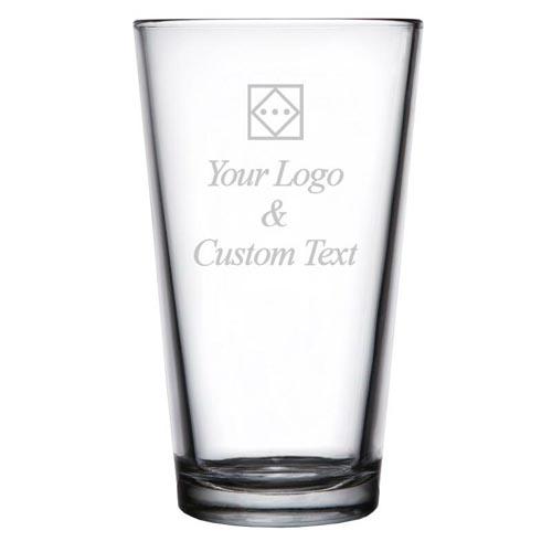Personalized Pint Glasses Graduation Gift