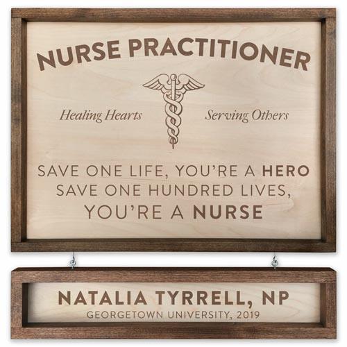 Graduation Gift - Personalized Plaque
