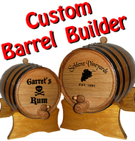 Easy Custom Barrel Builder