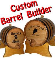 Easy Custom Barrel Builder