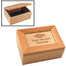 Custom Maple Keepsake Box