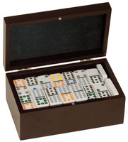 Custom Engraved Domino Gift Set