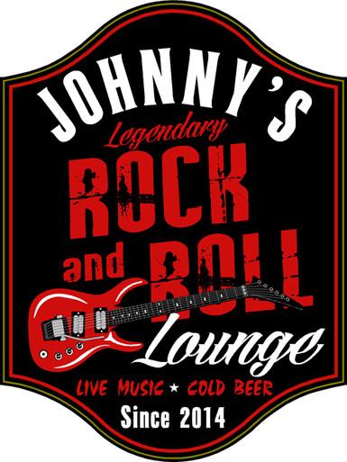 Rock 'n Roll Lounge Musician's Pub