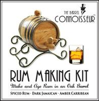 Barrel Connoisseur Kit - Make Your Own Rum