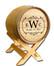 Wedding Barrel Design B505: Family Crest