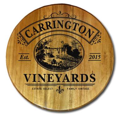 Vintage Vineyards 45