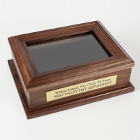 Personalized Retirement Gift Keepsake Box