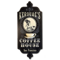 Old Fashioned Coffee House Sign