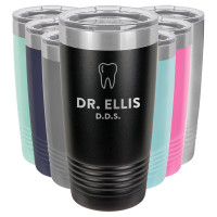 Personalized Dentist Gift - Custom Engraved Tumbler