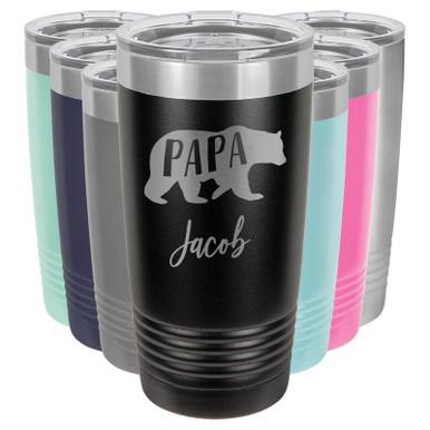 Personalized PAPA BEAR Mug!