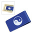 Company Logo Money Clip | Blue