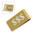 Company Logo Money Clip | Gold