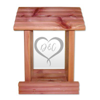 Sweethearts Bird Feeder - Gift Ideas for Couples