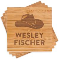 Cowboy Coaster Set