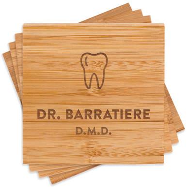 Dentist Coaster Set