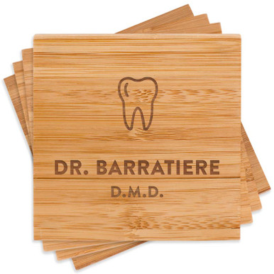 Dentist Coaster Set