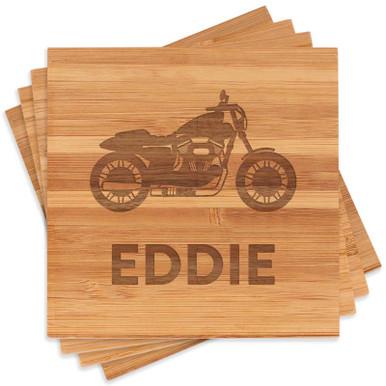 Biker Coaster Set (Block)