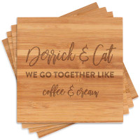Couples Coaster Set