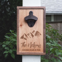 Personalized Hiking Gift