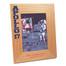 Engraved Wood Photo Frame 8 x 10 | Alder Wood Frame