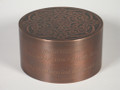 Custom Handcrafted Copper Cremation Urn by John Greco