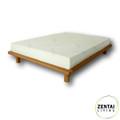 Platform Bed frame - Natural Oil Finish