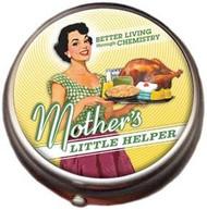 Mother's Little Helper Pill Box