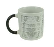Disappearing Civil Liberties Mug image when cold.
