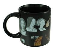 Henry VIII & Wives Mug