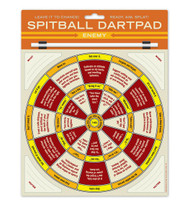 Enemy Spitball Dartpad