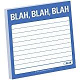 Blah, Blah, Blah Sticky Notes