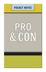 Pro & Con Pocket Notes