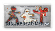Ninja Bread Men