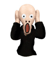 The Scream Finger Puppet