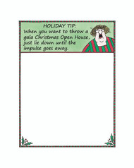 Holiday Tip by Murray's Law Item# 412-08849