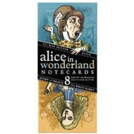 Alice in Wonderland Notecards