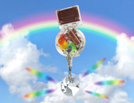 Rainbow Maker - Solar Powered with Swarovski Crystal