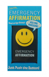 Emergency Affirmation